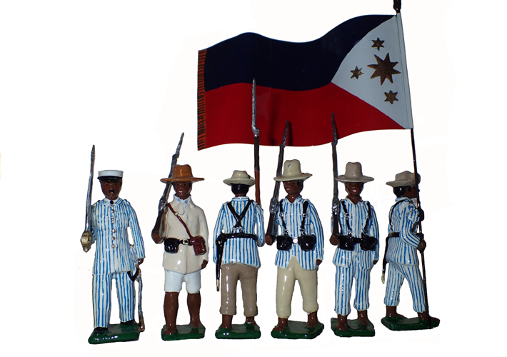 Filipino Insurgents, Aguinaldo's Forces