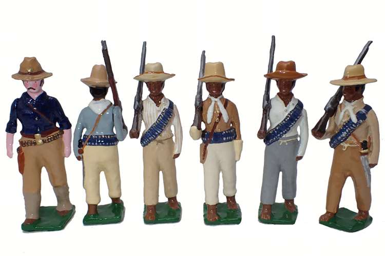 Macabebe Scouts, Philippine Scouts, 1900