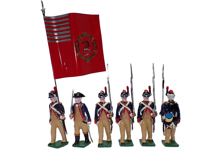 1st New Jersey Regiment
