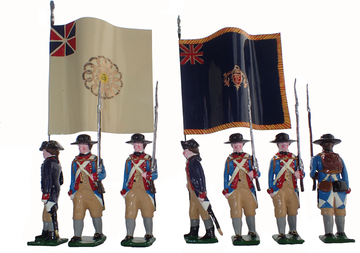 2nd New Hampshire Regiment, 1776