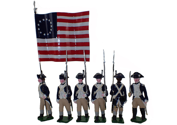 3rd Connecticut Regiment, 1782 - 1783