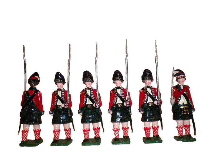 42nd Regiment of Foot, The Black Watch