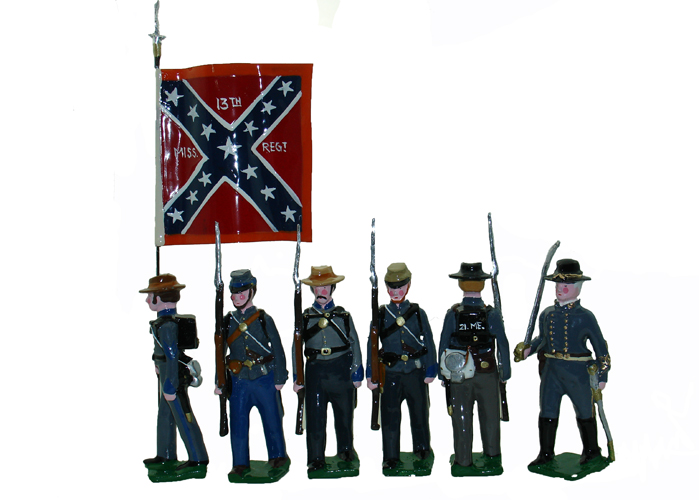 13th Mississippi Volunteer Infantry Regiment