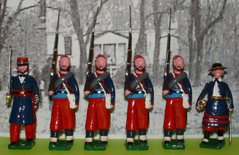 Louisiana Zouave Battalion