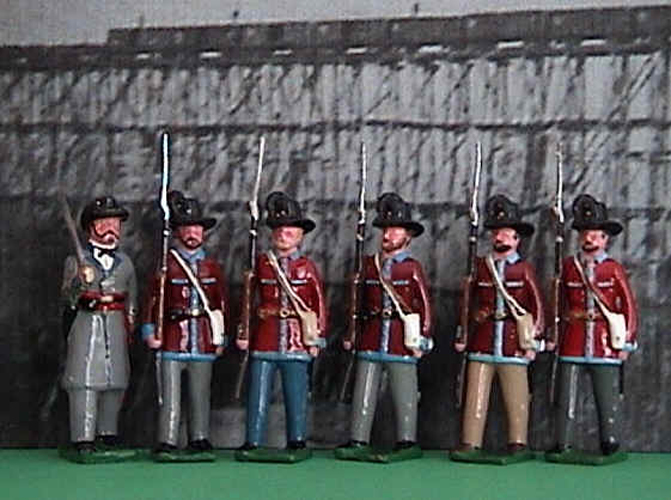 13th Tennessee Volunteer Infantry Regiment, Co. C