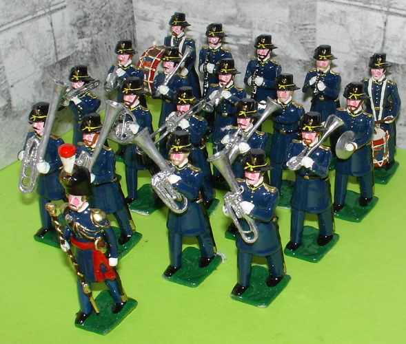 West Point Band, 1861-1865
