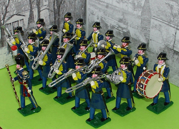 West Point Band, 1859-1861