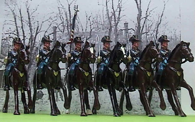 2nd Dragoons, U.S. Cavalry