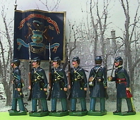 1st Michigan Volunteer Infantry Regiment